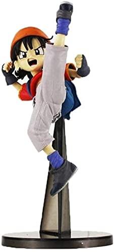 ZDVHM Figuras de acción Dragón Bola GT Super Saaiyan Pan Anime Figura Figura Figurine 18 cm Carácter Modelo Estatua Estatua Estatua Desktop Ornamentos Coleccionistas Juguetes Juguetes Doll Gifts