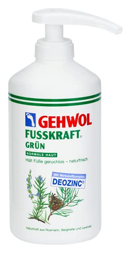 GEHWOL FUSSKRAFT Grün 500 ml
