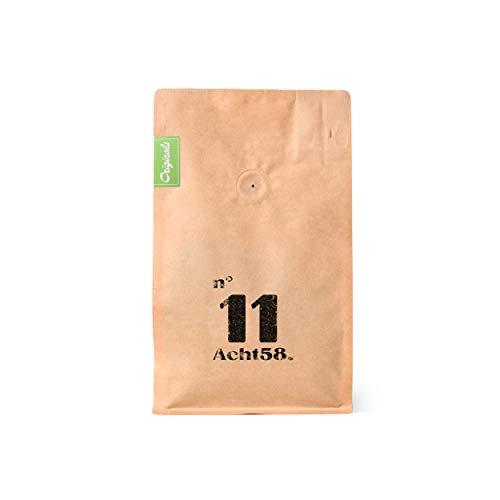 Espresso N°11 – Espresso Röstung – Feinster Single Origin Specialty Arabica aus Brasilien – Kaffee-Bohnen für Vollautomaten und Siebträger – Espresso-Bohnen ganz (250 g)