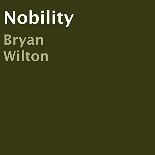 Nobility audiobook cover art