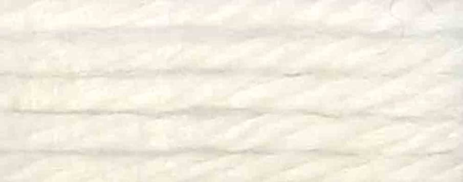 DMC Tapestry and Embroidery Wool, 8.8-Yard, White