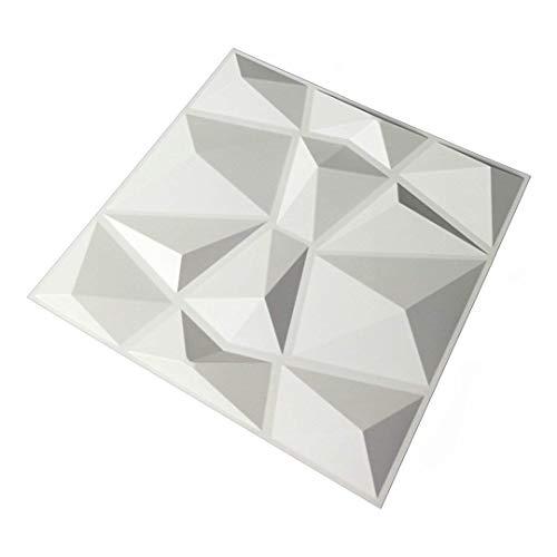 Paneles De Pared 3D, 5 Unids 3D Ladrillo Autoadhesivo Impermeable Fondo De Pantalla De Espuma De PE Para La Decoración De Azulejos De Pared Interior, Pared De TV, Sala De Estar Decoración Del