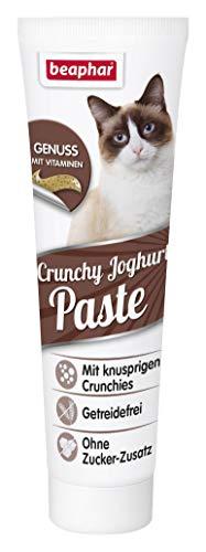 Beaphar Crunchy Yoghurt Paste for Cats 100g