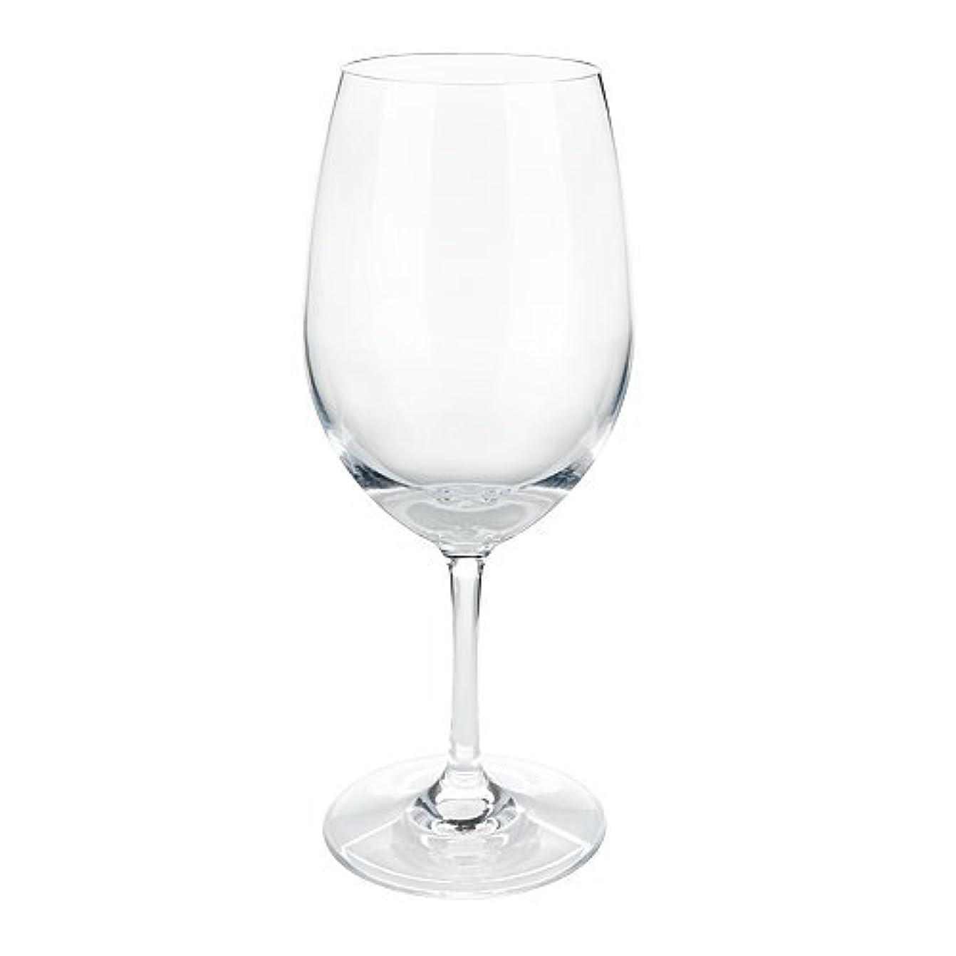 依存するマーカー風が強いガラスワイン 軽量 飛散防止 プラスチック 断熱 透明ワイングラス (ケース販売 24個パック)