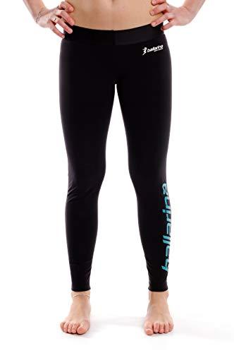 ballarina - Volleyball-Hosen für Damen in Schwarz, Größe L