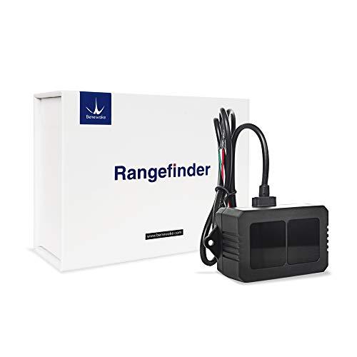 SmartFly info TF02-Pro Lidar Sensor 40 m de distancia de rango medio de un solo punto de distancia UART / I2C para drone/detección industrial/robot