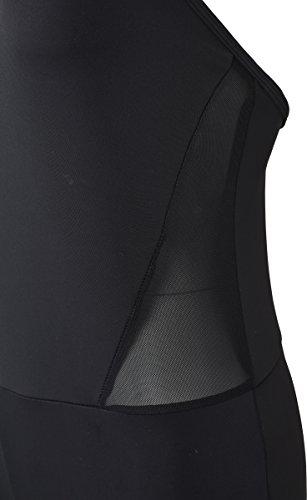 Urban Classics Damen Jumpsuit Ladies Tech Mesh, Schwarz - 4