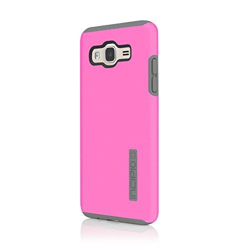 Incipio Schutzhülle für Samsung Galaxy On5, Hartschale, Folio-Hülle, DualPro für Samsung Galaxy On5, Pink/Anthrazit