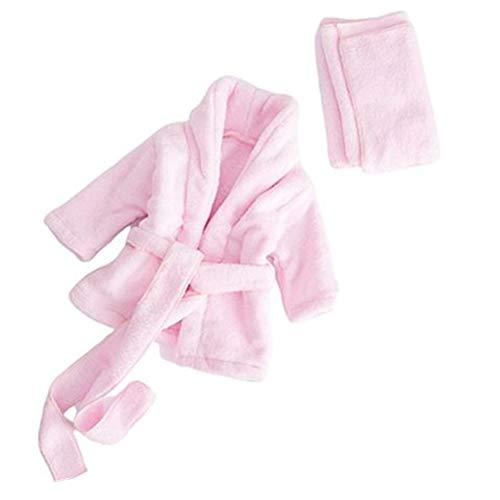 yinyinpu Ropa Recien Nacido NiñO Ropa Recien Nacido NiñA Fotografía Apoyos de la Foto Accesorios para bebé niña Bebé recién Nacido Niña 3-6months,Pink