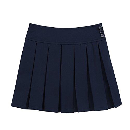 Falda plisada – uniforme escolar (de 4-14 años)