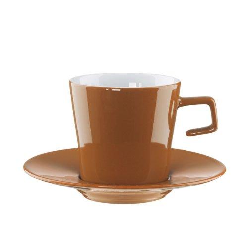 ASA Selection al bar café taza de café para capuccino con tazas de 180 ml