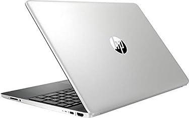Newest HP 15.6inch Lightweight Laptop, Intel Quad-Core i5-1035G1 Processor Up to 3.60 GHz, 8GB DDR4 RAM, 256GB SSD + 16GB Optane, HDMI, Bluetooth, Win 10-Silver (Renewed)