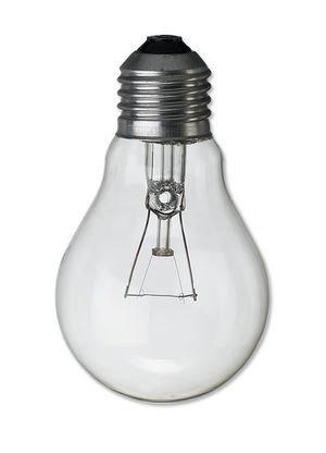 Leuci - Bombilla estándar clara 100w 230v e27 de filamento