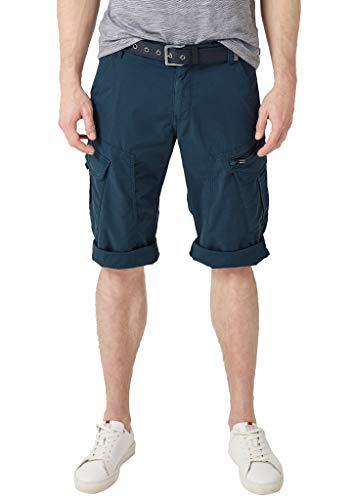 s.Oliver s.Oliver Herren 03.899.74 Shorts, Blau (Midnight 5798), 31W/L48