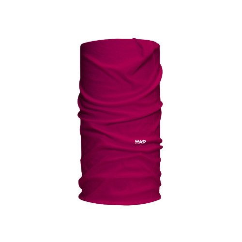 HAD Head Accessoires Solid Colours Funktionstuch, Berry, one size