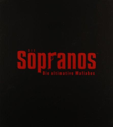 Die ultimative Mafiabox (Season 1-6; 28 DVDs)