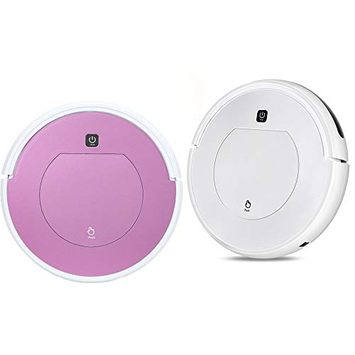 Find Bargain ZUKN Rechargeable Robot Vacuum Cleaner 1000Pa Large Suction Multifunctional Intelligent...