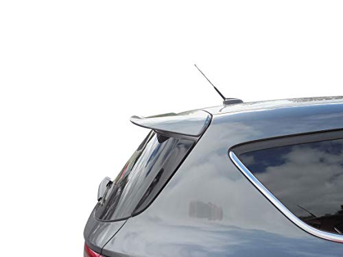 Custom Style Spoiler for the Ford Escape 2013-2019 Painted in the Factory Paint Code of Your Choice with 3M tape included 530 UJ