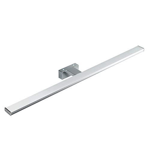 POPP® Apliques Lámparas de baño 220V 8W,12W,15W Iluminación para espejo de pared IP44 Blanco 640Lm-1200Lm 120°(15W 1200Lm, 4000K)