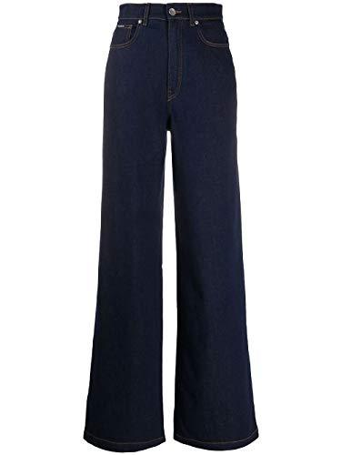 Luxury Fashion | Dolce E Gabbana Dames FTBOKDG899XB0665 Donkerblauw Katoen Jeans | Lente-zomer 20