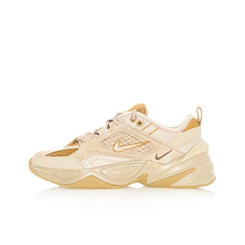 Nike M2K Tekno SP Mens Trainers BV0074 Sneakers Shoes (UK 11 US 12 EU 46, Linen ale Brown White 200)