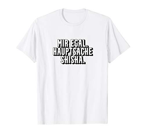 Shisha rauchen statement bedrucktes meme hookah Wasserpfeife T-Shirt