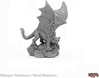 winged cat miniature