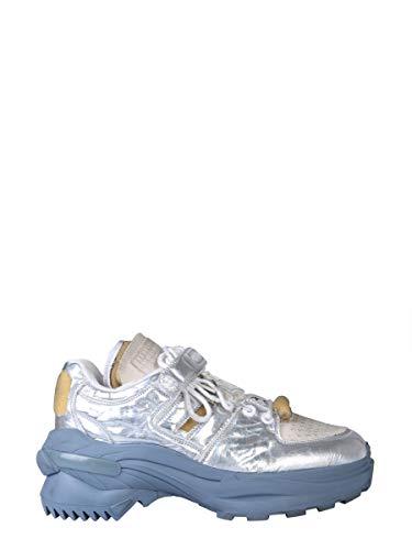 Maison Margiela Luxury Fashion Herren S37WS0465P2835H7764 Silber Synthetisch Fasern Sneakers   Herbst Winter 19