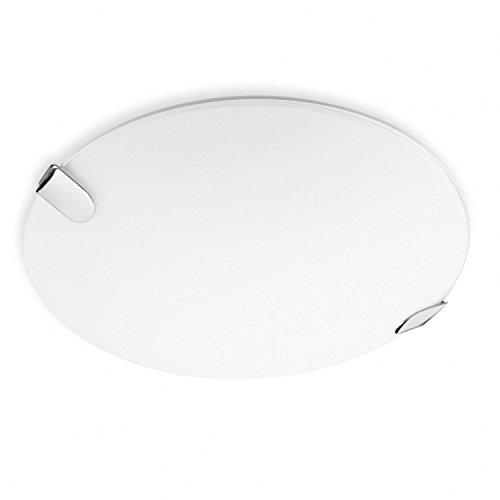 LEDs-C4 15-1521-21 E9 Spot clip led 70xled 14w Chrome