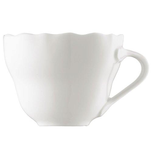 Hutschenreuther 02013-800001-14742 Maria Theresia Kaffee-Obertasse 0,23 Liter, weiß