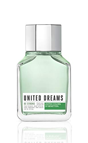United Colors of Benetton United Dreams Spray for Men, Be Strong, 3.4 Ounce