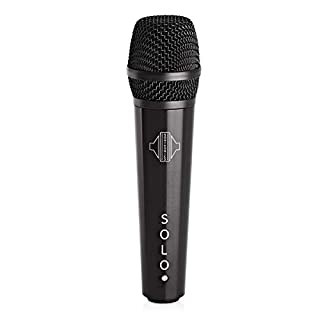 scheda sontronics solo handheld supercardioid dynamic microphone