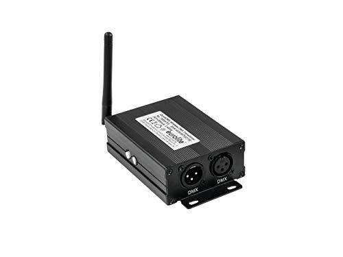 EUROLITE QuickDMX Funksender/Empfänger | DMX-Funksystem 2,4 GHz