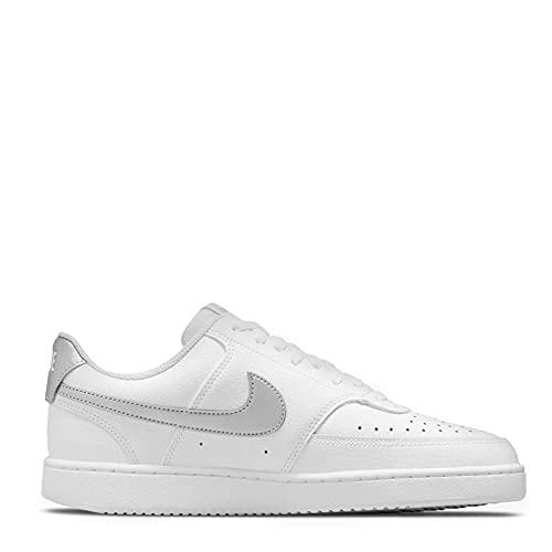 Nike Court Vision Low - Scarpe da donna - sintetiche Bianco Size: 38 EU