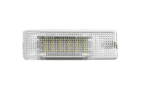 AUTOLIGHT 24 I LED Kofferraumbeleuchtung weiß Lampe Kofferraum Leuchte 5K0947101
