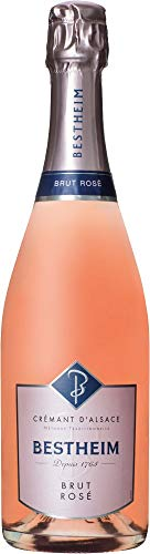Crémant d'Alsace Brut rosé Bestheim 2013 (1 x 0.75 l)