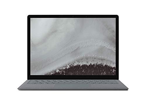 マイクロソフト Surface Laptop 2 [サーフェス ラップトップ 2 ノートパソコン]Office Home and Business 2019 / Windows 10 Home / 13.5 インチ Core i7/ 1TB/16GB プラチナ LQU-00025