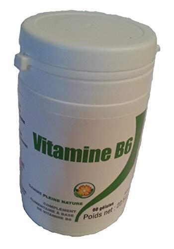 D.Plantes Vitamine B6 60 gélules