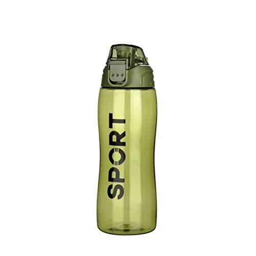 BEFA Trinkflasche | BPA Frei | Tritan Wasserflasche | 750ml Wasserflasche für Sport, Fitness | Smoothie | Sportflasche | Nachhaltig, Leicht
