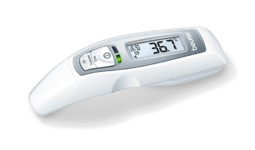 Beurer FT70 Multi-functional thermometer Measures ear, forehead