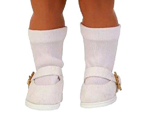 Schildkröt Puppen Kleidung Strümpfe Socken Kniestrümpfe für 25 cm Puppen mit 4 cm Füßen 25175