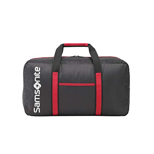 Samsonite Carry-On Tote-A-Ton Duffel, Black, International Carry-On (Model:120262-1041)