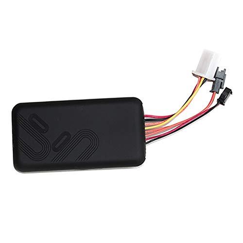 SNOWINSPRING Localizador GPS AutomáTico Dispositivo de Seguimiento del VehíCulo de Alarma del Coche AutobúS Motocicleta del Coche Real Perseguidor GPS GT06