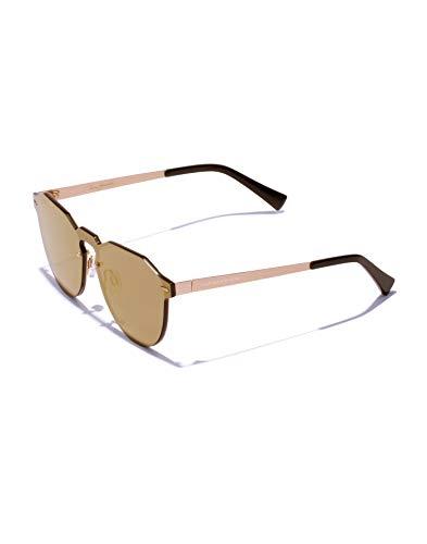 HAWKERS Unisex volwassenen Paula X VENM metalen zonnebril, goud (Dorado), 48,0
