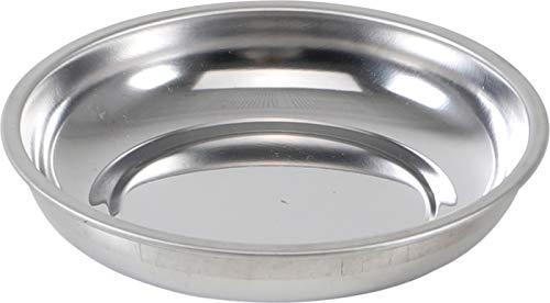 Kraftmann 67801 - Bandeja magnética de acero inoxidable de