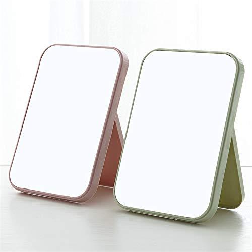 HGC Tragbarer Kleiner Spiegel. Ultradünner Kleiner Spiegel für Unisex.