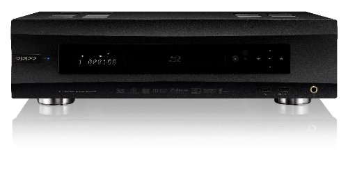 OPPO BDP-105D SCHWARZ Universal Blu-ray Player Darbee Edition + CODE FREE