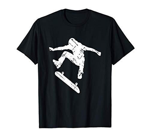 Skateboarder Skateboard Skater T-Shirt