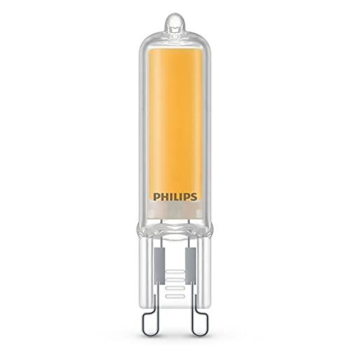 LED (monocolore) Classe energetica: A++ (A++ - E) Philips Lighting Classic 75858500 G9 Potenza: 3.5 W Bianco caldo N/