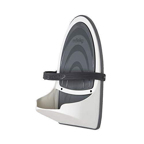 Minky Homecare Sure Grip Universal Iron Holder, White